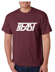 Men's T Shirt Beast Cool Sidemen Trendy Hot Tee Shirt