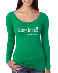 Women's Shirt Matthew The Apostle Merry Christmas Holiday Tee