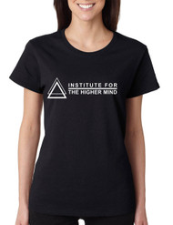 Women's Tee Shirt  Institute For The Higher Mind