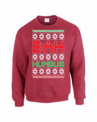 Bah Humbug Christmas Women Sweatshirt