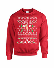 HO! HO! HO! Women Sweatshirt