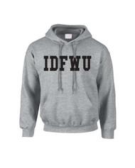 IDFWU men Hooded Sweatshirt