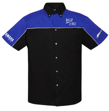 bLU cRU Buttondown Pit Shirt