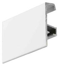 Gallery Track White - 2metre length