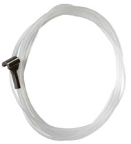 Slimline Nylon Cable - 2m length