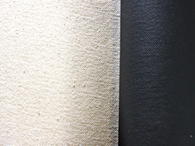 Wendy Sharpe Black Gesso Primed Canvas 15oz