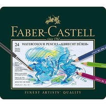 Faber Castell Albrecht Durer-Artist Watercolour Pencils 24 Set