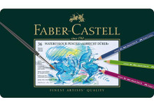 Faber Castell Albrecht Durer-Artist Watercolour Pencils 36 Set