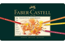 Faber Castell Polychromos Artist Coloured Pencils 36 Set