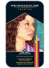 Prismacolor Premier Soft Core Colored Pencils 36 Set