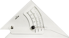 Draftex Adjustable Set Squares - Size 25cm
