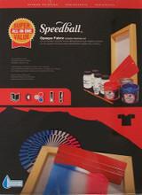 Speedball Fabric Screen Printing Kit