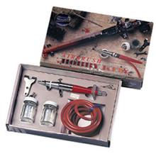 Paasche Airbrush Hobby Kit 2000SA Single Action