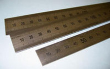 Stainless Steel Rulers - 1m