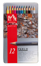 Pablo Assort. 12 Box Metal   |  666.312