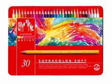 Artist Supracolor Soft Pencil Assort. 30 Box Metal   |  3888.330