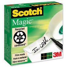Scotch Magic Tape - 12mm x 33.9m