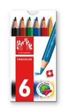 Fancolor Colour Pencils Mini Assort. 6 Box   |  1286.706
