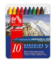 Classic Neocolor II Assort. 10 Box   |  7500.310