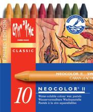 Classic Neocolor II Assort. 10 Box Special Edition Autumn    |  7500.913