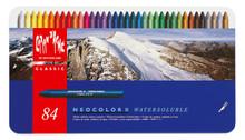 Classic Neocolor II Assort. 84 Box   |  7500.384