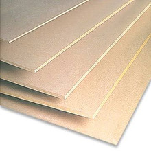 MDF Board 6mm - 40 x 60 Half Sheet