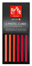 Pastel Cube Assorted Colour Set - Red Berries | 7806.003