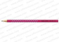 Grafik HB Graphite Pencil Pink Varnish Purple Hexagonal 2.1mm Lead   |  343.502