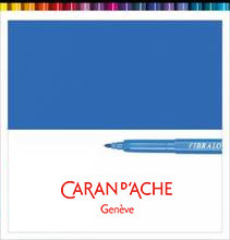 Fibralo Fibre-Tipped Pen Cobalt Blue   |  185.160
