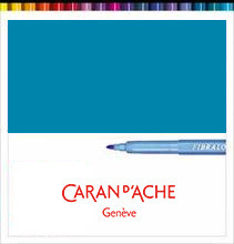 Fibralo Fibre-Tipped Pen Malachite Green   |  185.180