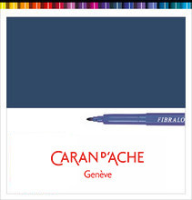 Fibralo Fibre-Tipped Pen Prussian Blue   |  185.159