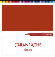 Fibralo Fibre-Tipped Pen Russet   |  185.065