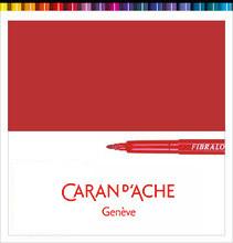 Fibralo Fibre-Tipped Pen Scarlet   |  185.070
