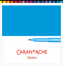 Fibralo Fibre-Tipped Pen Sky Blue   |  185.141