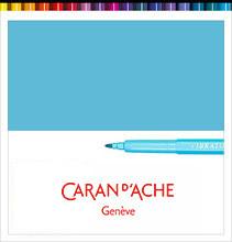 Fibralo Fibre-Tipped Pen Turquoise Blue   |  185.171