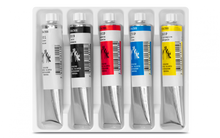 Gouache Studio 21ML Tube Assort. 5 Box   |  2103.305