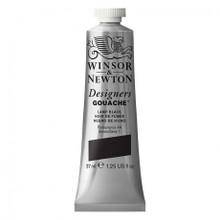 Winsor & Newton Designers' Gouache 37ml - Lamp Black S1