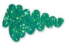 Kindy Glitz 36ml - Green