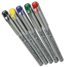Zig Millenium Set of 5 Colours - Size 05