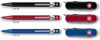 Duo Classic, Ballpoint Pen and Penknife Red   8492.080