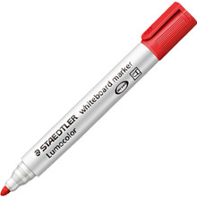 Steadtler Lumocolor Whiteboard Marker - Red