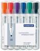 Steadtler Lumocolor Whiteboard Marker - Set of 6