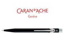 Caran D'Ache 844 Mechanical Pencil 0.7mm - Black