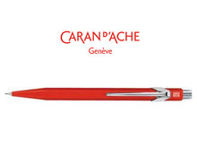 Caran D'Ache 844 Mechanical Pencil 0.7mm - Red
