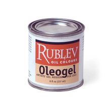 Rublev Oil Medium Oleogel - 8 fl oz