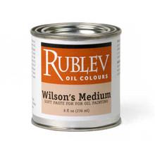 Rublev Oil Medium Wilson's Medium - 8 fl oz