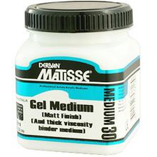 Matt Gel Medium MM30