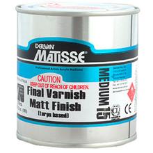 Matt Varnish (Turps-Based) MM15