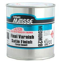 Final Varnish Satin Finish MM29