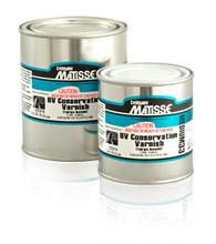 UV Conservation Varnish (Turps-Based) MM33